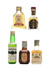 Assorted Blended Scotch Whisky