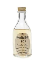 Glenfiddich 1953