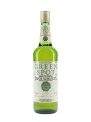 Green Spot Irish Whiskey
