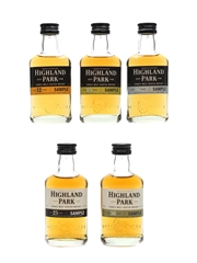 Highland Park Sample Selection