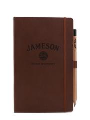 Jameson Irish Whiskey Notepad & Pencil
