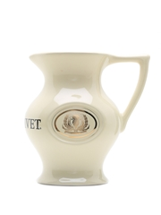 Glenlivet Water Jug Highland China 15cm x 14cm x 9cm