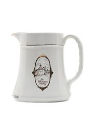 Glenfiddich Unblended Water Jug William Grant & Sons Inc., New York 14cm x 15.5cm x 12.5cm
