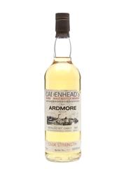 Ardmore 1977 Cadenhead's 70cl / 59.9%
