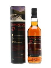 Tomintoul 27 Years Old