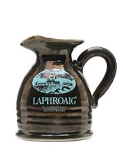 Laphroaig Water Jug Campbeltown Pottery 12cm x 11.5cm x 9cm