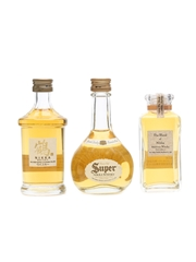 3 x Nikka Japanese Whisky