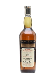 Auchroisk 1974 28 Year Old Bottled 2003 - Rare Malts Selection 70cl / 56.8%