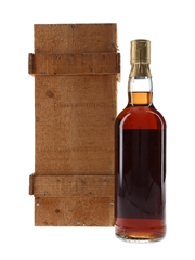 Macallan 1958 25 Year Old Anniversary Malt Bottled 1984 75cl / 43%