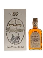 Glen Grant 25 Year Old Royal Wedding Reserve