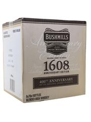 Bushmills 1608 400th Anniversary 6 x 70cl / 40%