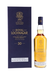Royal Lochnagar 1988 30 Year Old - Bottle Number 1