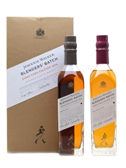 Johnnie Walker Blenders' Batch Experiments 05 & 06