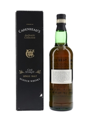 Inchgower 1977 19 Year Old Sherrywood Bottled 1997 - Cadenhead's 70cl / 55%