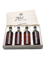 Nikka 70th Anniversary Set