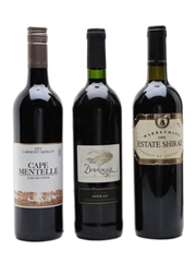 Assorted Red Wines Including Cape Mentelle