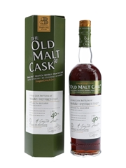 Speyside's Finest 1966 40 Year Old The Old Malt Cask