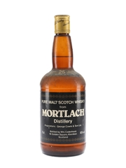 Mortlach 1957 25 Year Old