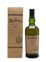 Ardbeg 21 Years Old