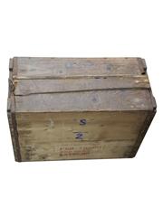Royal Navy Rum Flagon - Pair REPKD 9-67 2 x 450cl