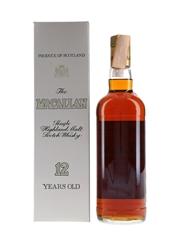 Macallan 12 Year Old Bottled 1980s - Rinaldi 75cl / 43%