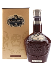 Royal Salute 21 Year Old Bottled 2018 - The Ruby Flagon 70cl / 40%