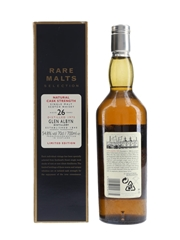 Glen Albyn 1975 26 Year Old Bottled 2002 - Rare Malts Selection 70cl / 54.8%