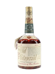 Very Old Fitzgerald 8 Year Old 1959