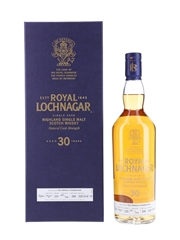 Royal Lochnagar 1988 30 Year Old - Bottle Number 010