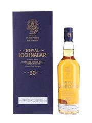 Royal Lochnagar 1988 30 Year Old - Bottle Number 003