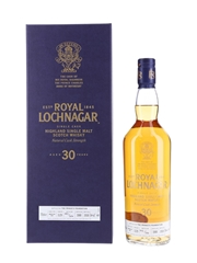 Royal Lochnagar 1988 30 Year Old - Bottle Number 005