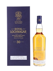 Royal Lochnagar 1988 30 Year Old - Bottle Number 004