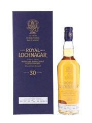 Royal Lochnagar 1988 30 Year Old - Bottle Number 018
