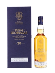 Royal Lochnagar 1988 30 Year Old - Bottle Number 017