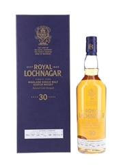 Royal Lochnagar 1988 30 Year Old - Bottle Number 206