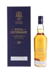 Royal Lochnagar 1988 30 Year Old - Bottle Number 190