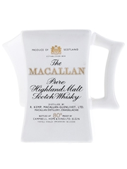 Macallan Water Jug Made 1970s-1980s - Rinaldi 14.5cm x 9.5cm x 9.5cm