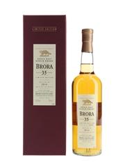 Brora 1978 35 Year Old