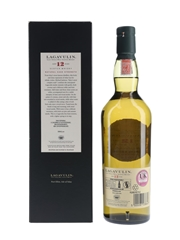 Lagavulin 12 Year Old Natural Cask Strength Special Releases 2014 70cl / 54.4%