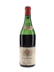 Chambertin Grand Cru 1955