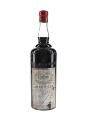 Picon Amer Bottled 1940s 100cl