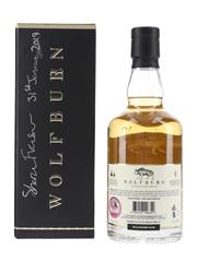 Wolfburn Northland Signed Bottle 70cl / 46%