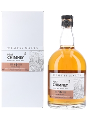 Wemyss Peat Chimney 19 Year Old - Bottle 1 Of 1 The Ambassadors Collection 2019 70cl / 47.9%