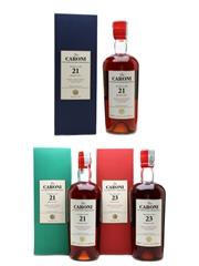 Caroni 1994 & 1996 Trinidad Rum