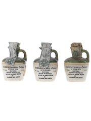 Tullamore Dew 12 Year Old Ceramic Decanters
