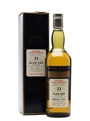 Glen Ord 1974 23 Year Old Bottled 1998 - Rare Malts Selection 70cl / 60.8%