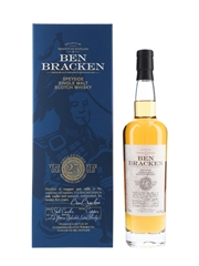 Ben Bracken 25 Year Old Clydesdale Scotch Whisky Co. 70cl / 40%