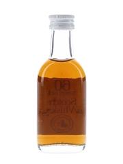 Buchanan's 60 Year Old Bottled 1980s - Japan Trade Sample 5cl