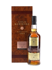 Gold Bowmore 1964