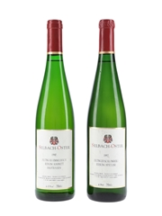 Selbach Oster Riesling 1990 & 1992